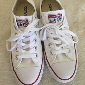 Converse All Stars - Size 8, never worn.